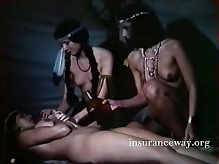 Sweet and savage movie tribal lesbian sex