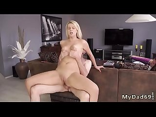 Smoking blowjob bath and blonde anal garage Sleepy boy missed how his