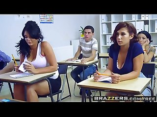 Brazzers big tits at school big tits in history part 3 scene starring Ashley downs Emma leigh an