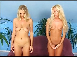 Nikita valentin simone two amazing blondes