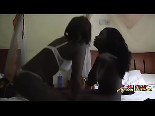 Africanlesbians 16 1 217 Megan veronica bedroom 2