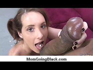 My mom go black hardcore interracial porn video 44