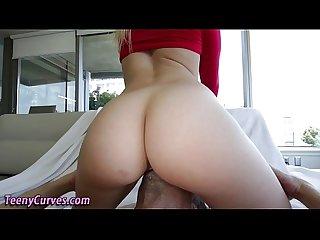 Big booty amateur fucked