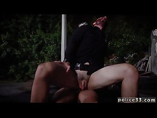 gay police porn and a cop gets fucked by young stud jail first