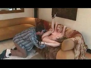 Lain oi s natural boobs and Perfect Ass get squeezed hard as a dick plugs her up