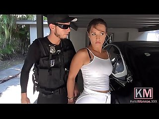 KM.17.1 Kelsi Monroe Run From Police Part 1 KelsiMonroe.XXX Preview