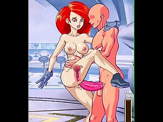 Porn Bastards: Kim Possible