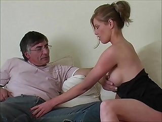 British babe holly kiss and older guy