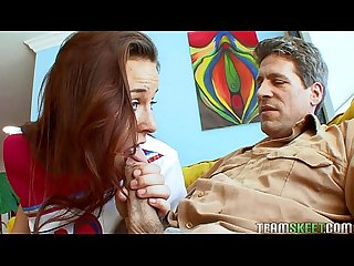 Teamskeet young small tits tattoedbrunette cheerleader talia palmer hardcore sex