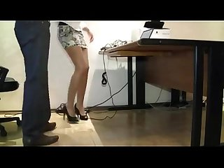 Sexy secretary Abused by her boss 1