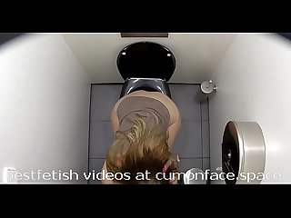 Spycam toilet Pissing girl 12
