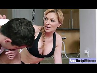 (sasha sean) Sexy Mommy With Big Round Boobs Enjoy Sex movie-25
