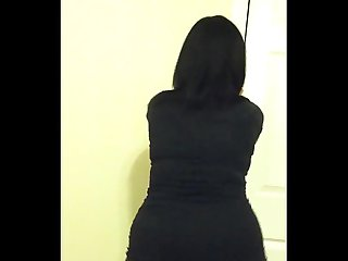 Me Shaking my ass