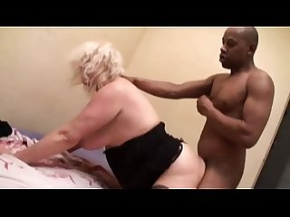 Chubby Kate 55 years old anal fucked