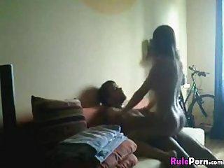 Sofa home porn sex video