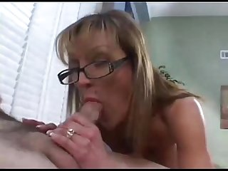 Hot cougar moms sucking dicks compilation 1