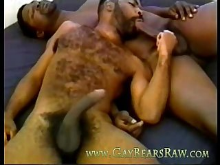 Ebony gay bears sucking huge dick