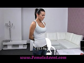 Femaleagent New sexy Milf agent ready to deceieve and devour X tubes sd
