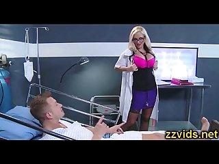 Busty nurse alena croft fucked hard