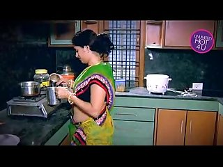 Indian housewife tempted boy neighbour uncle in kitchen lpar low rpar