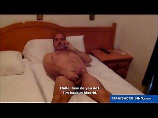 Spaniard daddies fucking