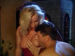 Beautiful blonde milf Helen duval Dp ed in red light district backstreet