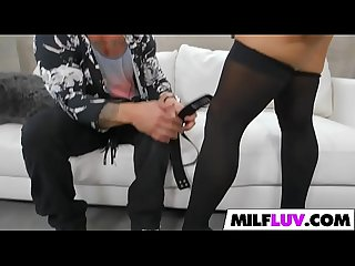 Sexy Big Ass MILF Victoria Banxxx
