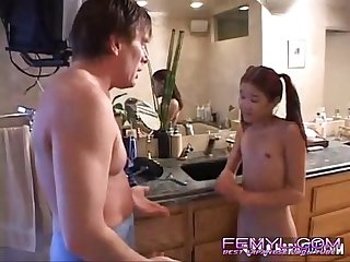 Japanese babysitter sex video clip