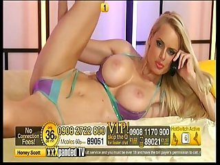 Honey scott uk tv phone sex babe part 1