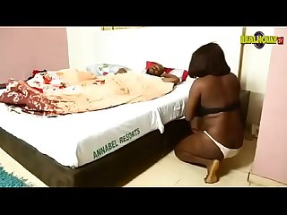 Nollywood Semi-NuDe Scene