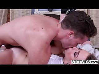 Stepbro fucks sexy Alex Blake