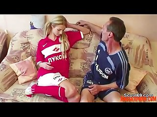 Step dad seduce young not step daughter to fuck his big abuserporn com
