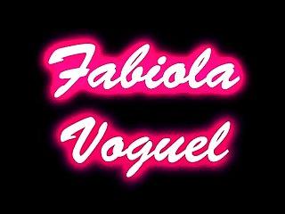 Fabiola Voguel - Acompanhante Transex Superdotada - 25cm real