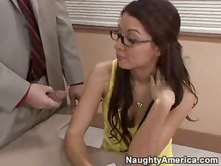 Ann marie rios talk dirty to the teacher