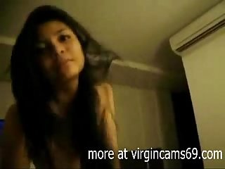 Filipina girl fucked hard by american sextourist virgincams69 com