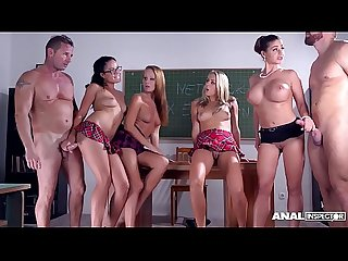 Anal classroom group sex makes christen courtney angel blade orgasm hard