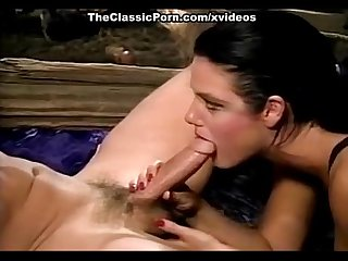 Jeanna Fine, Peter North in 1980 porn movie about lewd nasty sex slave