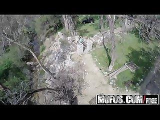 Mofos drone hunter jaclyn taylor fuckin at the fishin hole
