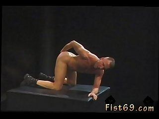 Gay fisting chat club inferno s own uber bottom rick west opens the