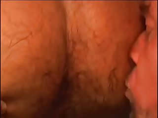 Two Bears have hot sweaty verbal hairy and passionate sex