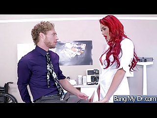 Horny Patient (Skyla Novea) And Doctor In Hard Sex Adventures mov-23