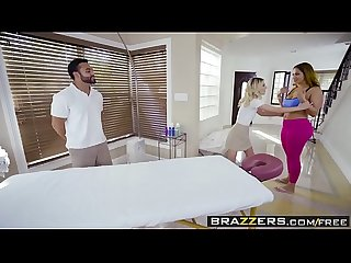 Brazzers dirty masseur what the client wants the client gets 2 scene starring bella rose miss