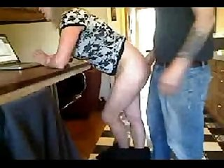 Fucking the hot blonde wife