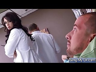 Slut Patient (noelle easton) And Doctor In Sex Adventure clip-27
