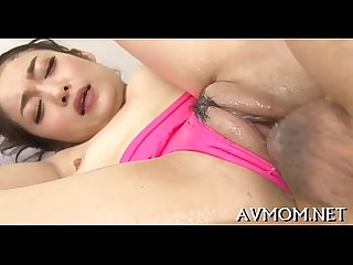 Finger fucking asian slut mommy