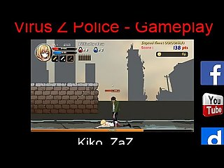 Virus z Police girl gameplay full video here http cutwin us pluoip