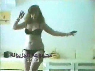 Egyptian director inas el deghaidy dancing