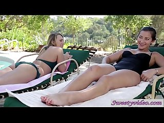 Aj applegate and dani daniels like to eat pussy and ass