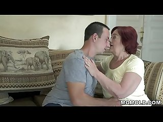 Old mom still loves dick - Marsha and Rob