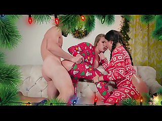 CHRISTMAS 2017 suck, fuck and cumshot compilation